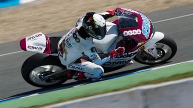 Elena Rosell, QMMF Racing Team, Jerez Test