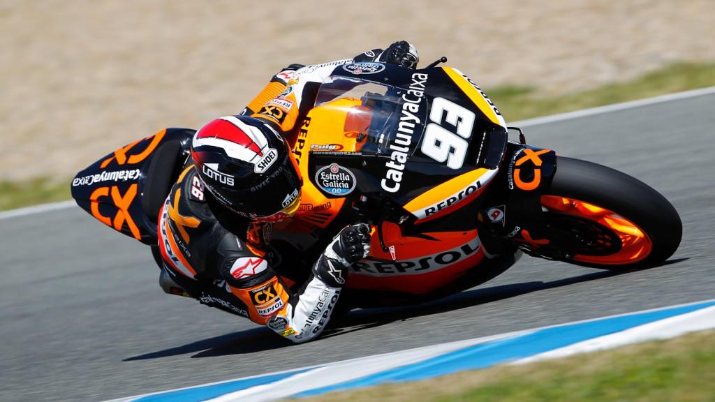 Marc Marquez, Team CatalunyaCaixa Repsol, Jerez Test