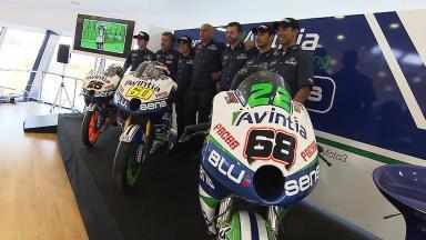 Avintia Racing Team Presentation
