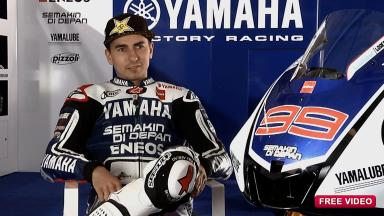 Jorge Lorenzo on 2012 season prospects