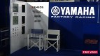 A tour of the Yamaha Racing garage