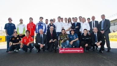 2012 Mediaset MotoGP Presentation - Jerez Circuit
