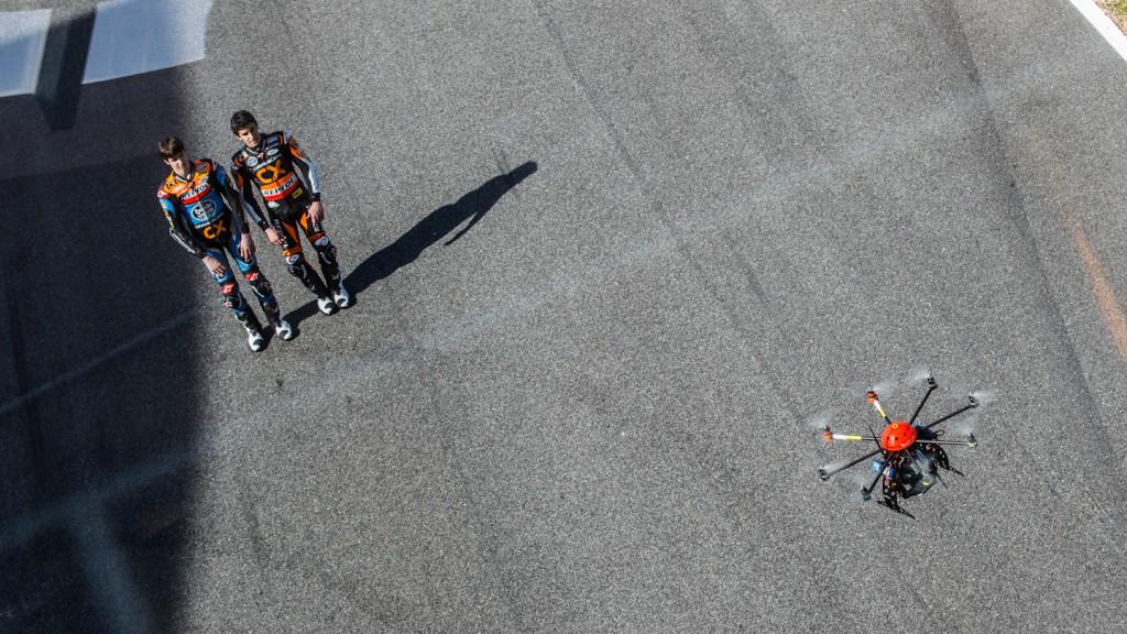 Marc Marquez, Alex Marquez, Jerez