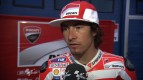 2012 - MotoGP - Jerez Test - Day 1 - Interview - Nicky Hayden