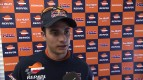 2012 - MotoGP - Jerez Test - Day 1 - Interview - Dani Pedrosa