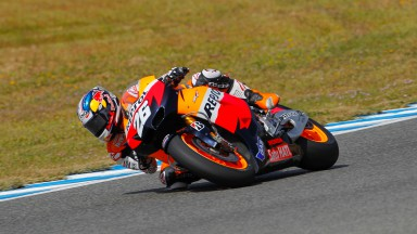 Dani Pedrosa, Repsol Honda Team, Jerez Test