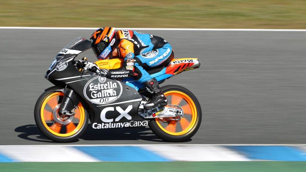 Alex Rins, Estrella Galicia 0'0, Jerez Test