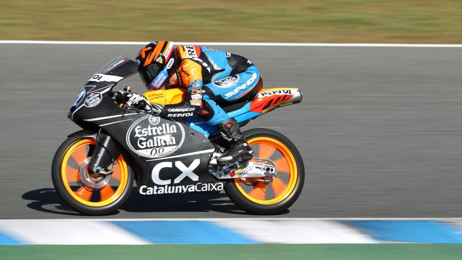 motogp.com · Alex Rins, Estrella Galicia 0'0, Jerez Test