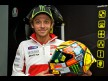 Valentino Rossi presents new AGV helmet