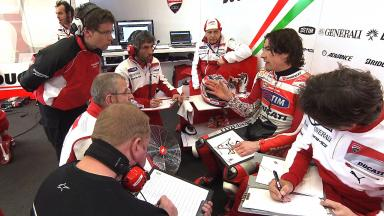 2012 - MotoGP - Jerez Test - Day 2 - Highlights