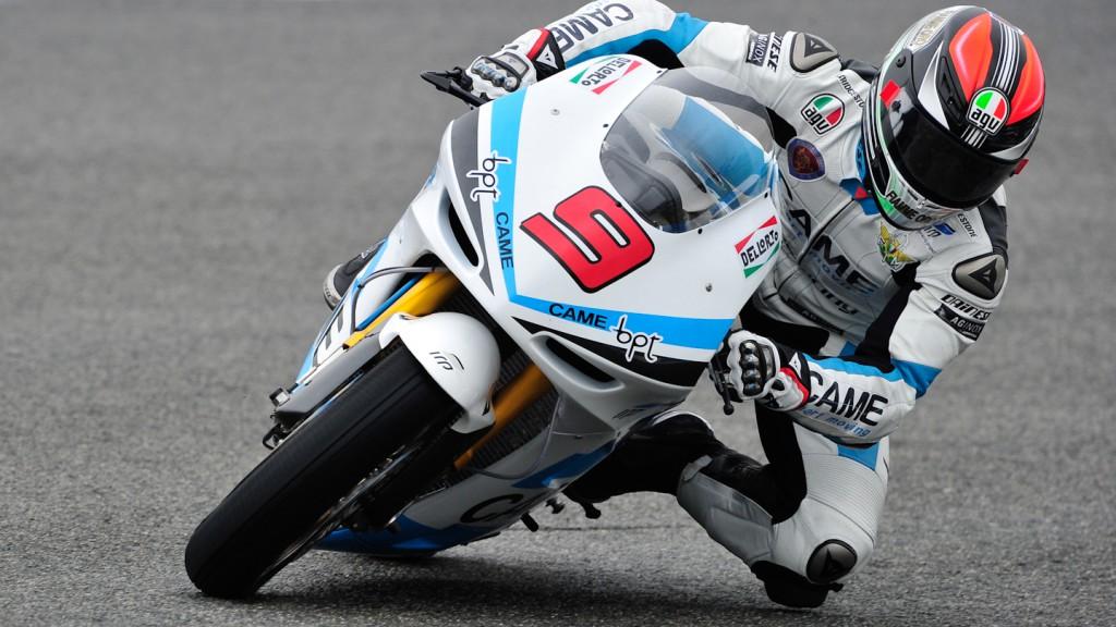 Danilo Petrucci, Came Ioda Racing Project, Jerez Test