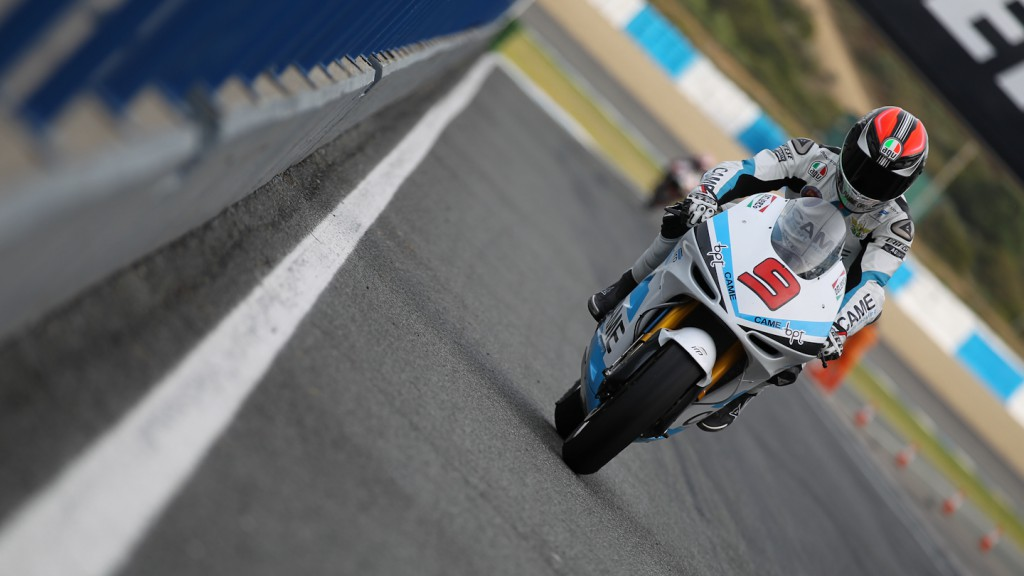 Danilo Petrucci, Came IodaRacing, Jerez Test