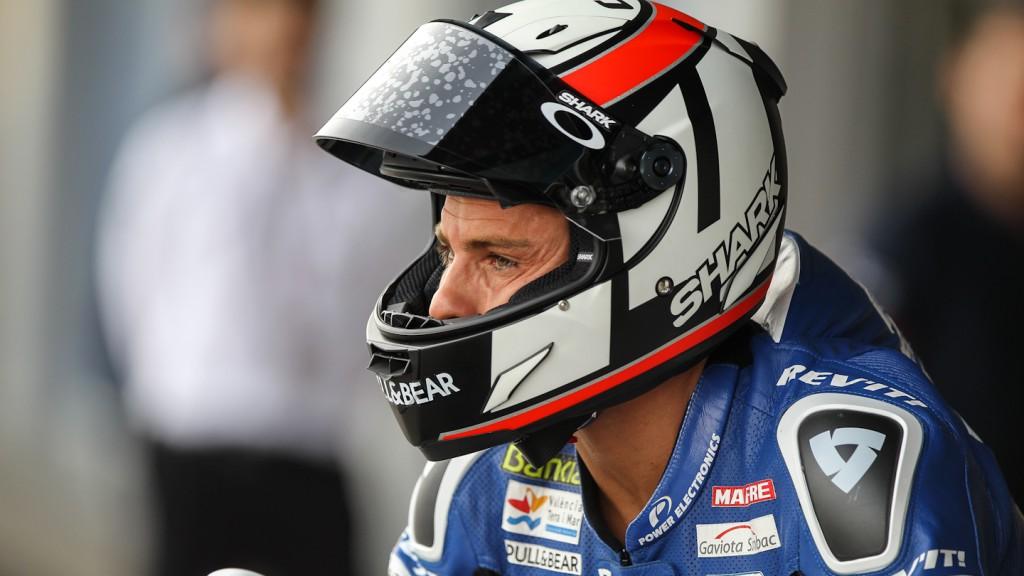 Randy De Puniet, Power Electronics Aspar, Jerez Test