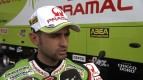 2012 - MotoGP - Jerez Test - Day 3 - Interview - Hector Barbera