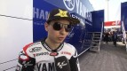 2012 - MotoGP - Jerez Test - Day 3 - Interview - Jorge Lorenzo