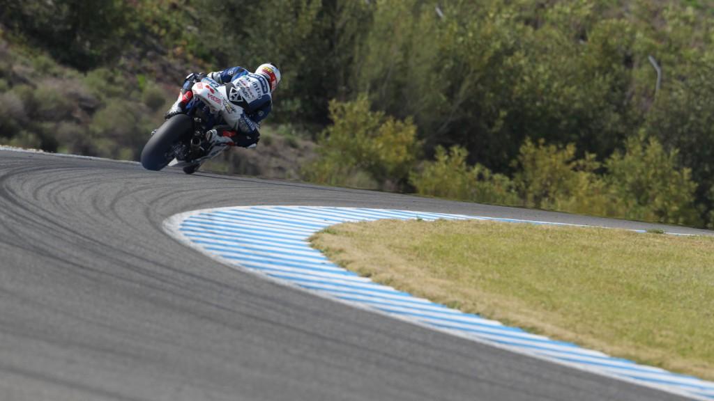 Yonny Hernandez, Avintia Racing MotoGP, Jerez Test