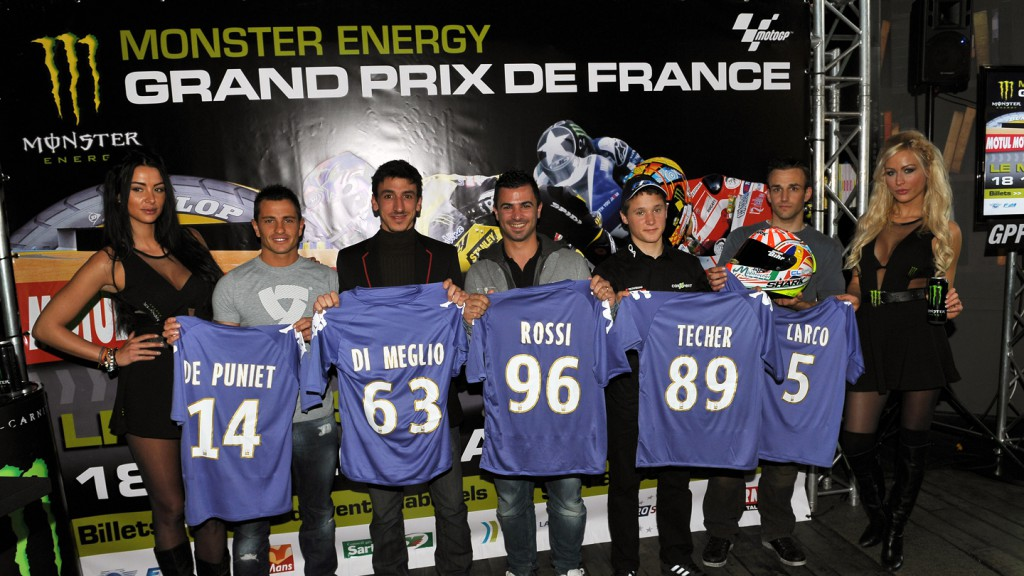 Monster Energy Grand Prix de France - Official Presentation