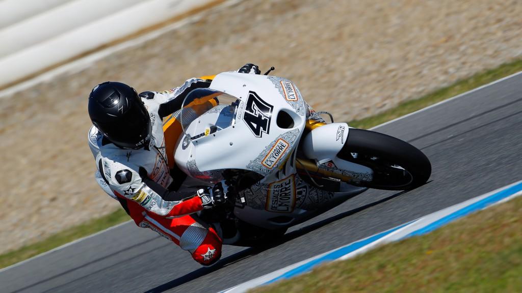 Angel Rodriguez, Desguaces La Torre SAG, Jerez Test