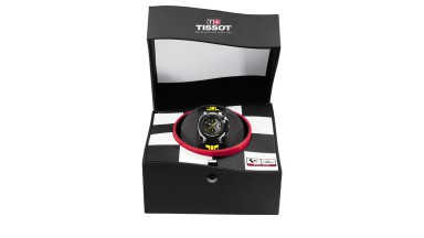 Tissot launches 2012 MotoGP watches collection