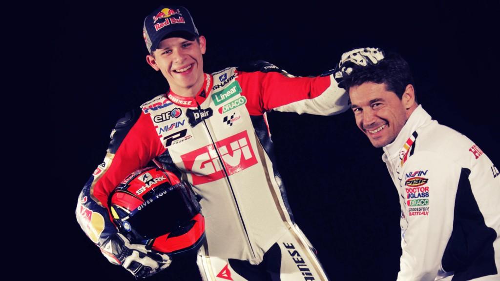 Stefan Bradl, Lucio Cecchinello, LCR Honda MotoGP