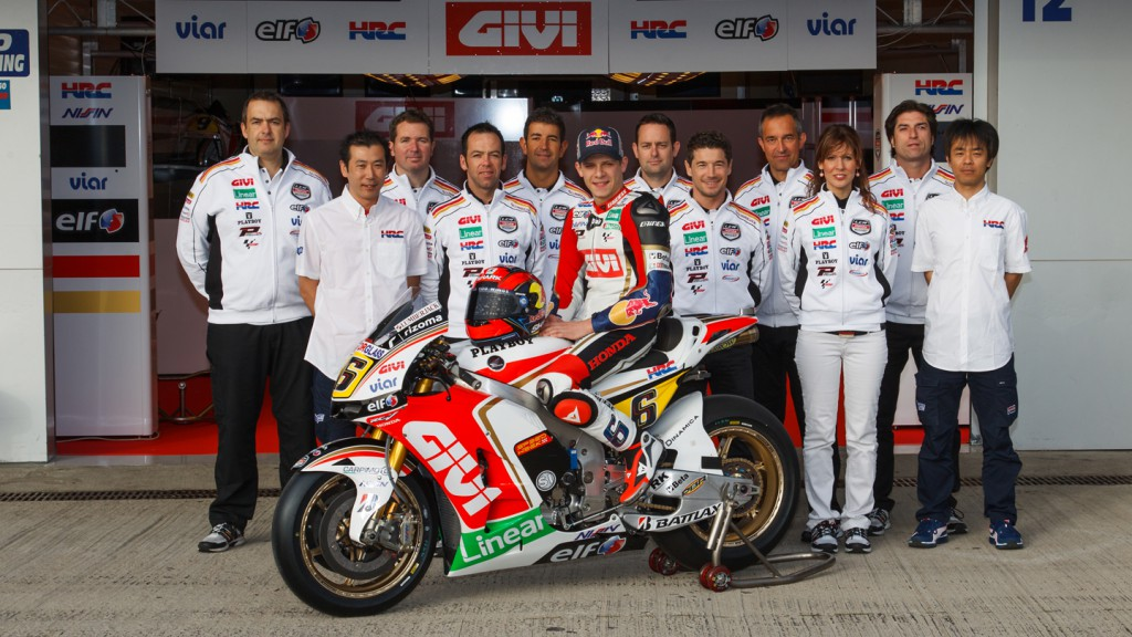 LCR Honda MotoGP Team