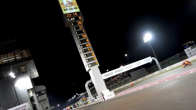 Catar, escenario de la apertura del MotoGP™ 2012