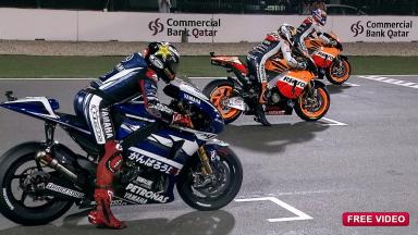 All eyes set on Qatar for 2012 season opener