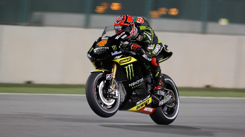 Andrea Dovizioso, Yamaha Tech 3, Qatar FP1