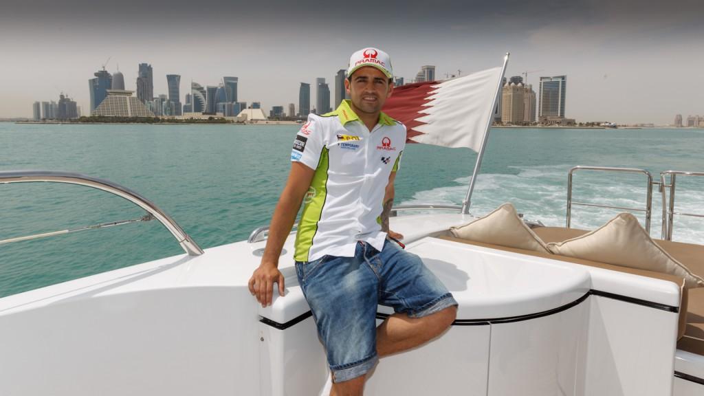 Hector Barbera, Pramac Racing Team, Qatar