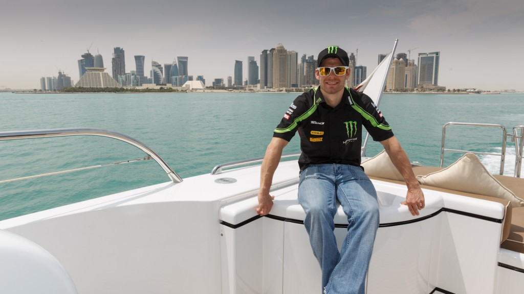 Cal Crutchlow, Monster Yamaha Tech 3, Qatar