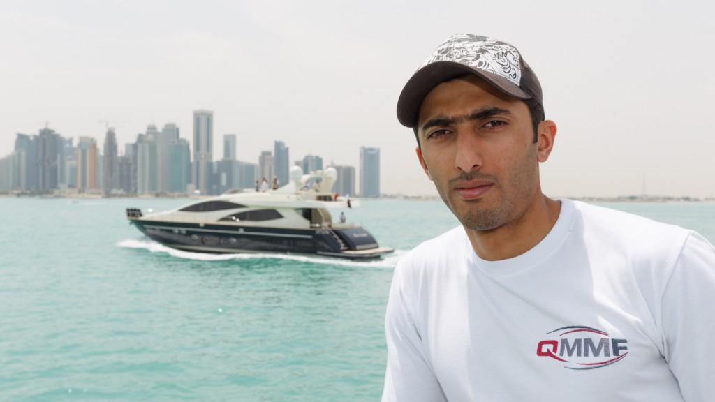 Nasser Al Malki, QMMF Racing Team, Qatar