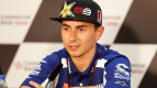 Jorge Lorenzo, Yamaha Factory Racing, Qatar Press Conference