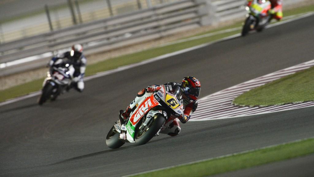 Stefan Bradl, LCR Honda MotoGP, Qatar FP1
