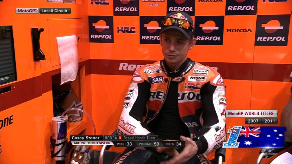 2012 MotoGP Graphics: Rider Ident