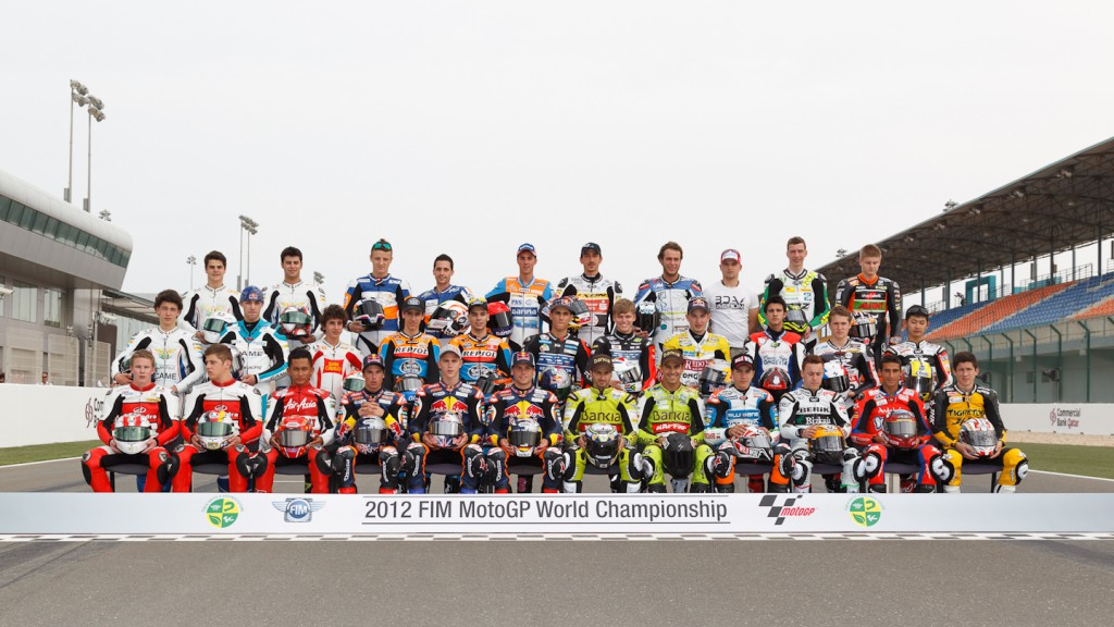 2012 Moto3 World Championship Riders, Qatar