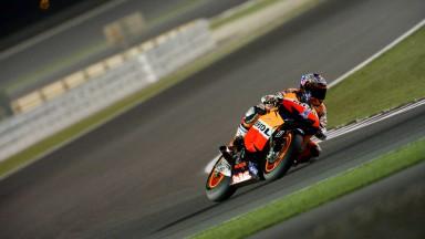Casey Stoner, Repsol Honda Team, Qatar FP2