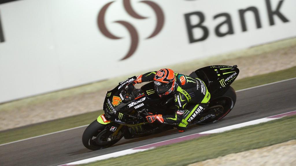 Andrea Dovizioso, Yamaha Tech 3, Qatar FP2