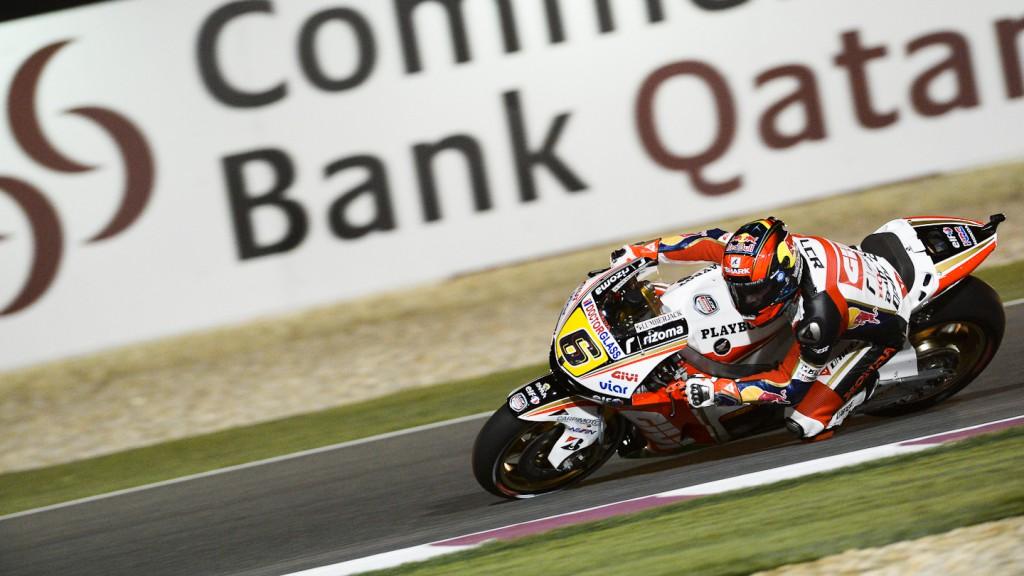 Stefan Bradl, LCR Honda MotoGP, Qatar FP3