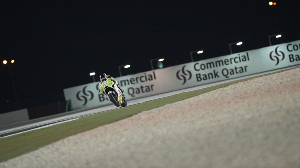 Hector Barbera, Pramac Racing Team, Qatar FP3