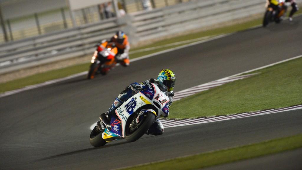 Karel Abraham, Cardion AB Motoracing, Qatar FP3