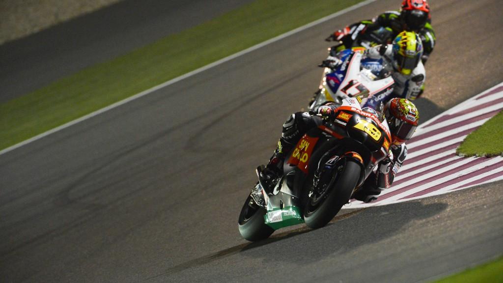 Alvaro Bautista, San Carlo Honda Gresini, Qatar FP3