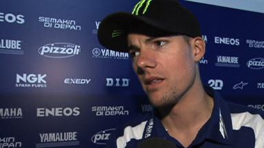 Qatar 2012 - MotoGP - FP3 - Interview - Ben Spies