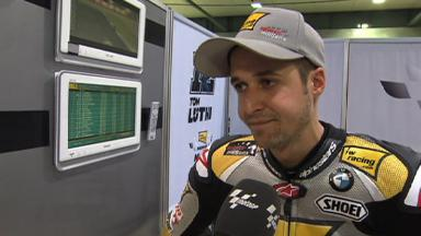 Qatar 2012 - Moto2 - FP3 - Interview - Thomas Luthi
