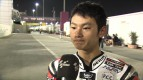 Qatar 2012 - Moto3 - FP3 - Interview - Kenta Fuji