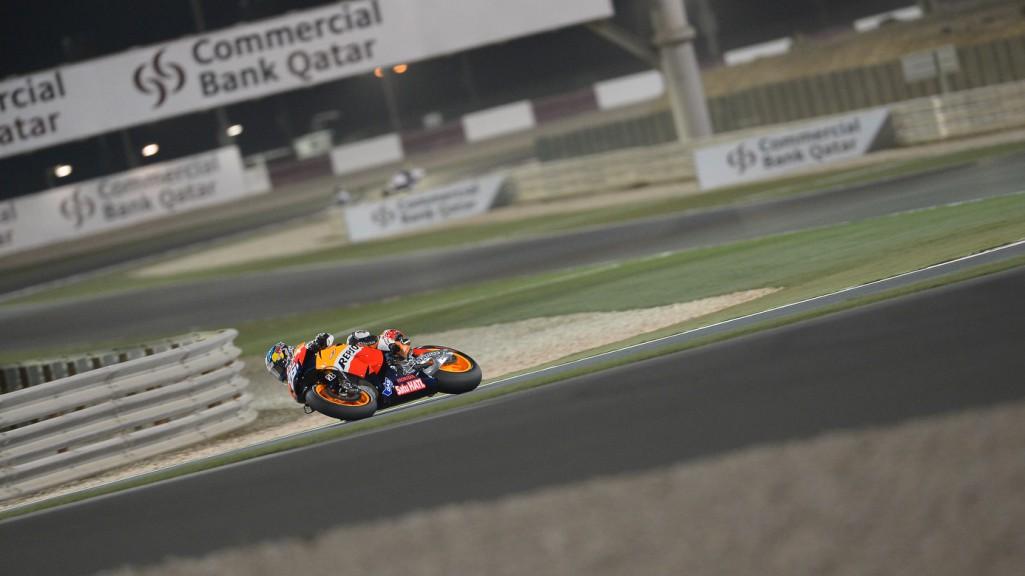 Dani Pedrosa, Repsol Honda Team, Qatar FP3