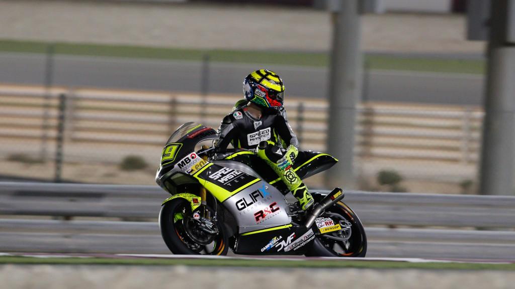 Andrea Iannone,Speed Master, Qatar FP3