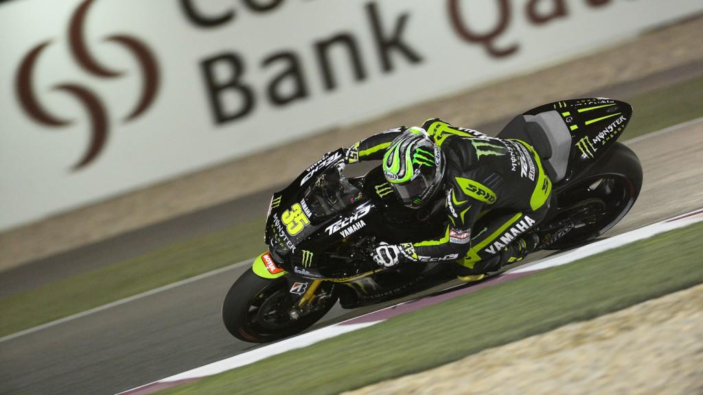 Cal Crutchlow, Yamaha Tech 3, Qatar FP3