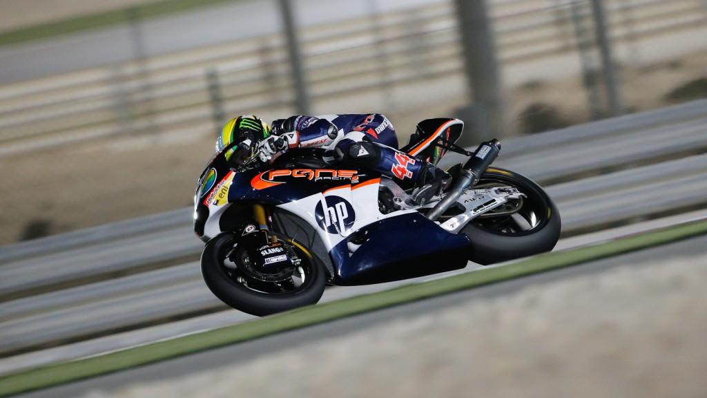 Pol Espargaro, Pons 40 HP Tuenti, Qatar FP3