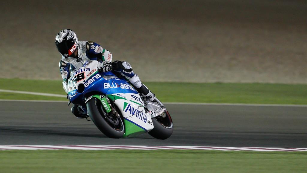 Yonny Hernandez, Avintia Blusens, Qatar FP3