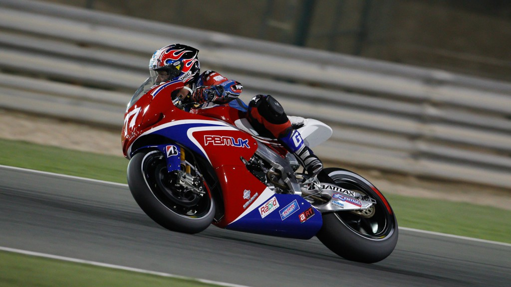 James Ellison, Paul Bird Motorsport, Qatar FP3